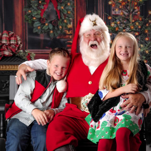 Santa Magic - Santa Claus in Sylacauga, Alabama