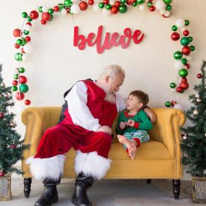 Santa Mark - Santa Claus in El Cajon, California