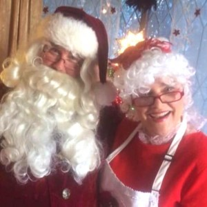 Santa & Mrs. Claus - Santa Claus in Burbank, California