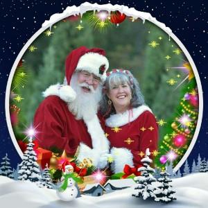 Santa & Mrs Claus - Santa Claus in Myrtle Beach, South Carolina