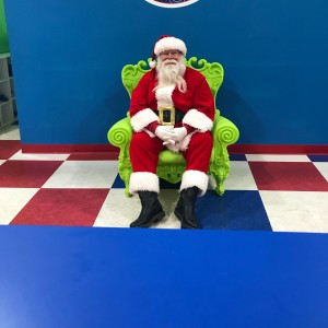 Santa Robert - Santa Claus in Mundelein, Illinois