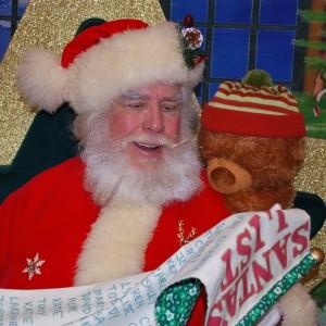Santa of Enchantment - Santa Claus in Estancia, New Mexico