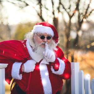 Santa of the Magic Valley - Santa Claus in Camden, Tennessee