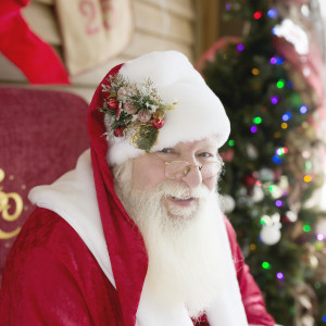 Santa on the Gulf - Santa Claus in Foley, Alabama