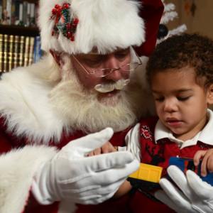 Santa Opa Claus - Santa Claus in Norman, Oklahoma