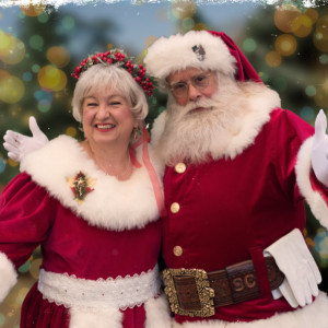 Santa Pete and Marie Claus - Santa Claus in New Port Richey, Florida