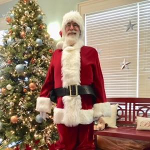 Santa Phil - Santa Claus in Raleigh, North Carolina