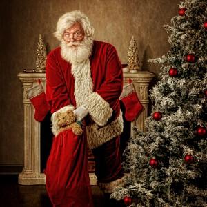 Santa Rich - Santa Claus in Memphis, Tennessee
