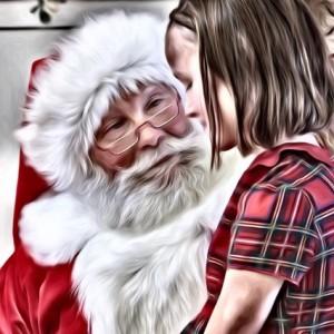 Santa Rick - Santa Claus in Burlington, Vermont