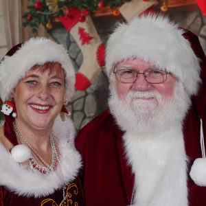 Santa Ricky and Twinkle Claus - Santa Claus in Newfane, New York