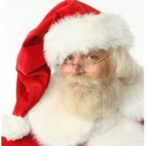Santa Ron Breach - Santa Claus in Anaheim, California