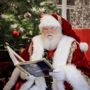 Santa Ron - Santa Claus in Bremen, Georgia