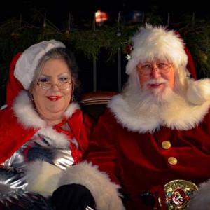 Santa Ron - Santa Claus in Loxley, Alabama