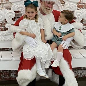 Santa Ronnie - Santa Claus in Warrior, Alabama