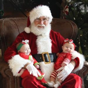 Fishing Santa - Santa Claus in Greenville, South Carolina