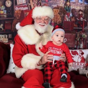 Santa South Florida / Santa Johnny Mack - Santa Claus in Fort Lauderdale, Florida