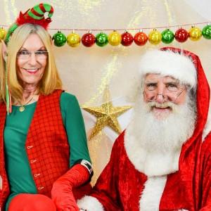 Santa Terry and Elf Kandy - Santa Claus in Phoenix, Arizona