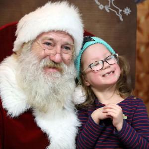Santa Toby - Santa Claus in Des Moines, Iowa