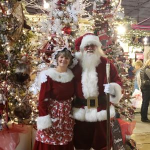Santa Tony - Santa Claus in Chehalis, Washington