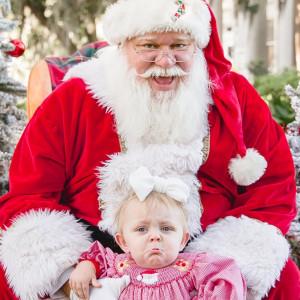 Santa Tony - Santa Claus in St Simons Island, Georgia