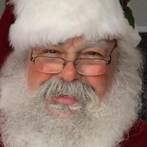 Santa Tony - Santa Claus in Upland, California