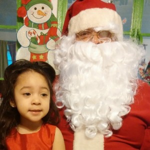 Santa Tracy - Santa Claus in Newburgh, New York