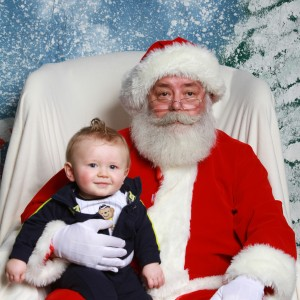 Santa Visit - Santa Claus in South Jordan, Utah