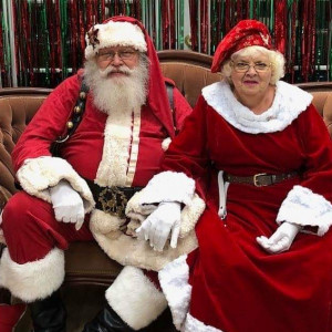 Santa Visits - Santa Claus in Dayton, Ohio