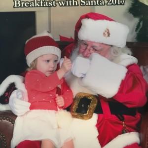 Santa Wally by the Sea - Santa Claus in San Diego, California