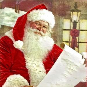 Santa Ward - Santa Claus in Indianapolis, Indiana