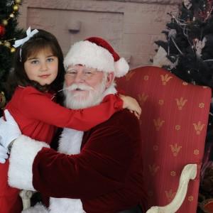 Santa Claus Charlie - Santa Claus in Smithfield, North Carolina