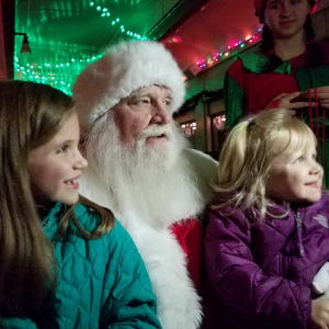 Santa George - Santa Claus in Thomaston, Connecticut