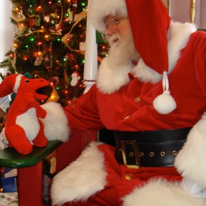 Santa Rick - Santa Claus in Tulsa, Oklahoma