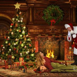 Santa's Magical Visit - Santa Claus in Penfield, New York