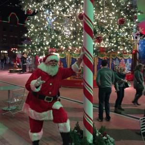 SantE Claus - Santa Claus in Van Alstyne, Texas