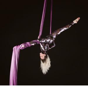 Sara in the Air - Aerialist / Circus Entertainment in Kansas City, Missouri