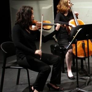 Sarah Agrios, Violinist - String Quartet in Richmond, Virginia