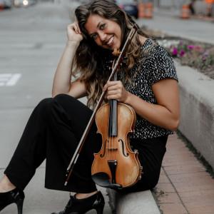 Sarah Becker - Violinist / String Quartet in Cincinnati, Ohio