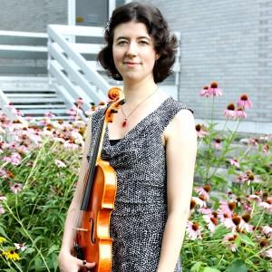 SJ Parker - Wedding Violinist - Violinist in Fredericton, New Brunswick