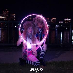 Sarah Cramer Performance Art - Fire Performer / Hoop Dancer in Boston, Massachusetts