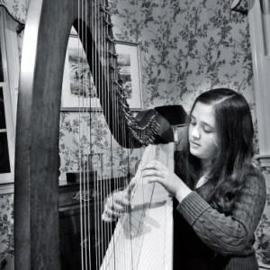 Sarah Van Sciver - Harpist / Singing Pianist in Valencia, California