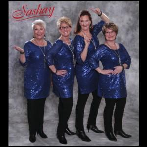 Sashay Quartet - Barbershop Quartet in Traverse City, Michigan