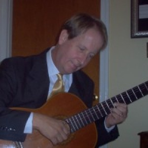 Savannah Wedding Guitar