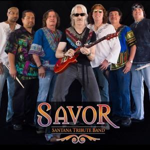 Savor: A Tribute to Santana