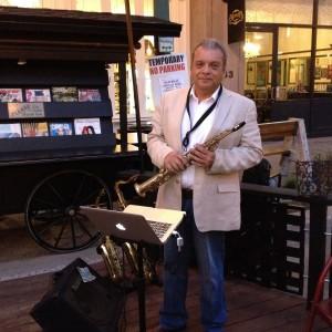 SaxMajor - Saxophone Player / 1960s Era Entertainment in Los Angeles, California
