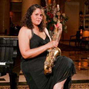 Saxophone Diva,  Leisha J - Saxophone Player in Greenville, South Carolina