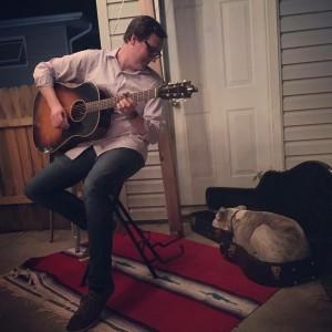Brian Sabel - Singing Guitarist in Memphis, Tennessee