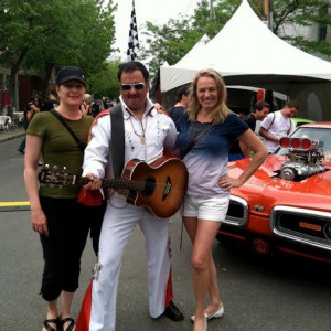 Schmelvis - Elvis Impersonator / Impersonator in Montreal, Quebec