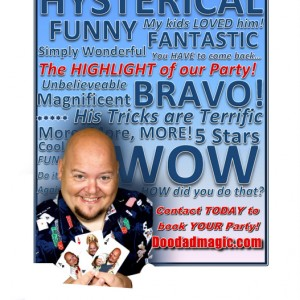 Scott Dorfman - Comedy Magician in Las Vegas, Nevada