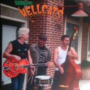 Scotti Mars and the Hellcats - Rockabilly Band in Santa Ana, California
